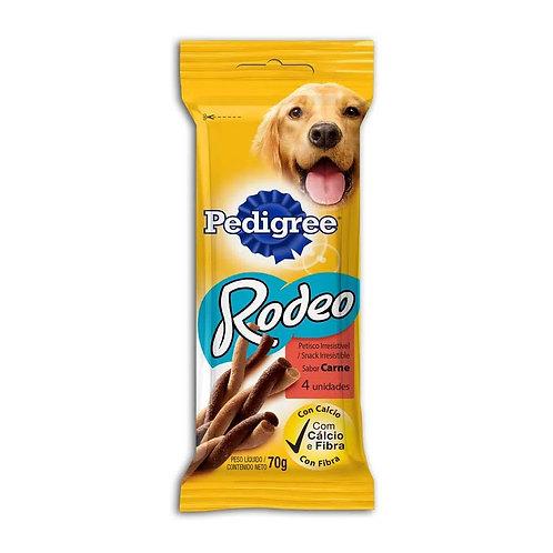 Petisco Pedigree Rodeo Carne 4 unidades