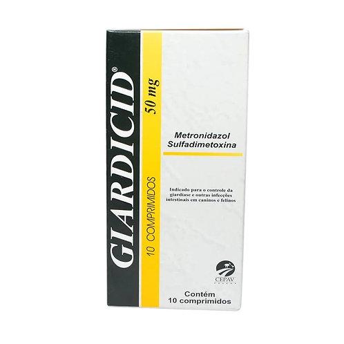 Giardicid 50mg Cepav