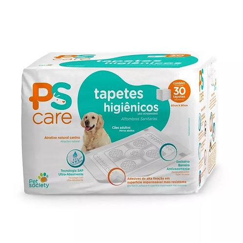 Tapete Higiênico Petsociety Ps Care 60x80 30un
