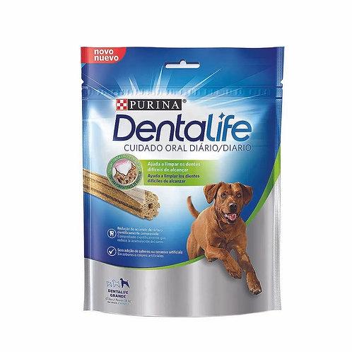 Petisco DentaLife Cães Adultos Grandes (326708)