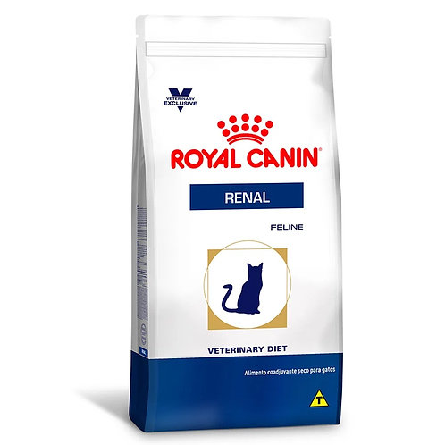 Ração Royal Canin Gatos Renal