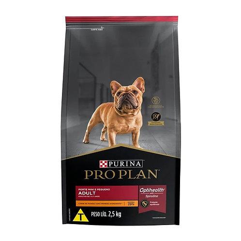 Ração para Cães Adultos Raças Pequenas Pro Plan (268407 / 316895)
