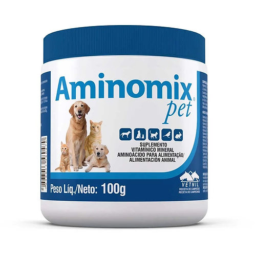 Aminomix Pet Mini 100g Vetnil