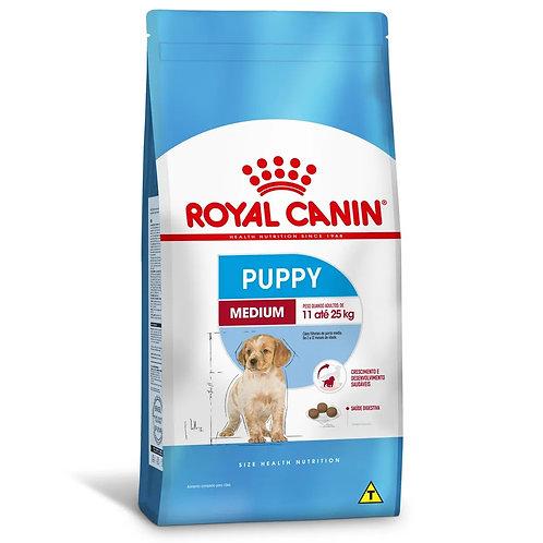 Ração Royal Canin Cães Puppy Medium