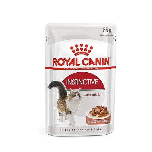 Alimento Úmido Royal Canin Gatos Instinctive 12 Wet