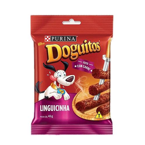 Petisco Doguitos Rodízio Linguicinha Purina