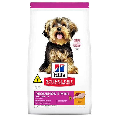 Ração Hill's Cães Adultos Raças Pequenas e Mini (312442 / 319131)
