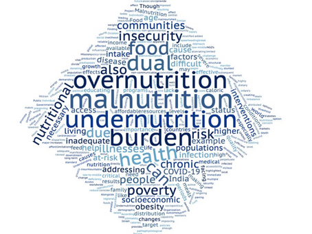 The dual burden of malnutrition: a nutrition paradox