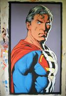 Superman 150cm x 75cm