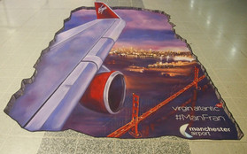 Virgin Airlines : Manchester to San Francisco new Flights Promo