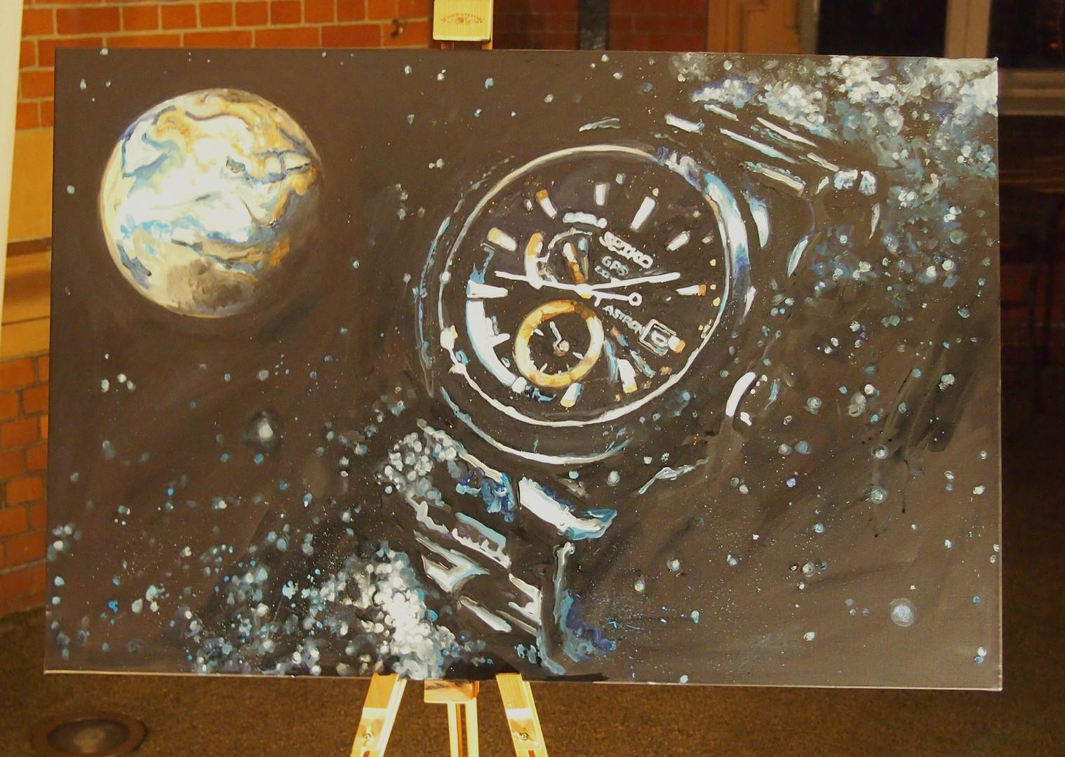 Seiko : Watch Launch : Greenwich Observatoty