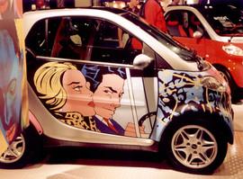 Smar Car NEC