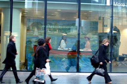 Renoir copy on site : Ernst & Young