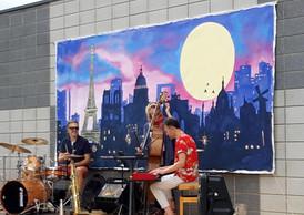 Festivale de la Musique on site