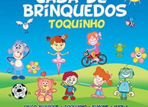 CD Casa de Brinquedos - Toquinho