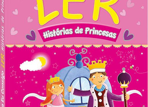 Histórias de princesas - Agora  eu consigo ler