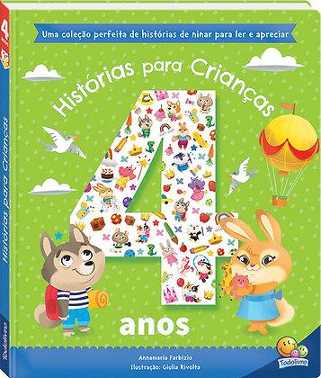 HISTORIAS para Crianças de 4 anos