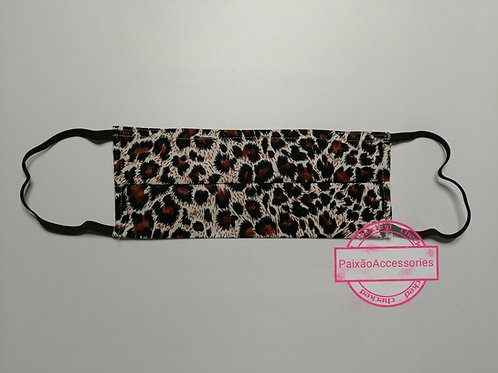 Kit Animal print +xuxa para cabelo- (ADULTO )