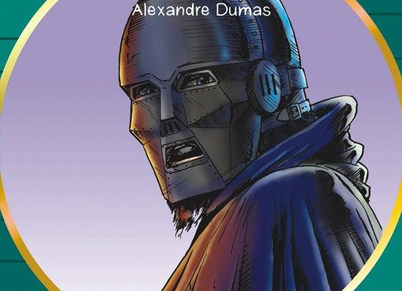 O Homem da Máscara de Ferro - (MAIS FAMOSOS CONTOS JUVENIS)