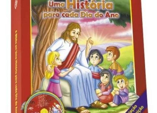 Bíblia Em Uma História Para Cada Dia do Ano, A
