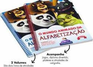 O MUNDO ANIMADO DA ALFABETIZACAO