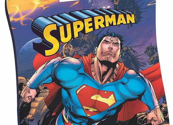 SUPERMAN - Kit c/10 Und + CD | Mala especial