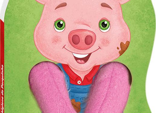 A rotina de higiene do porquinho - Dedoches