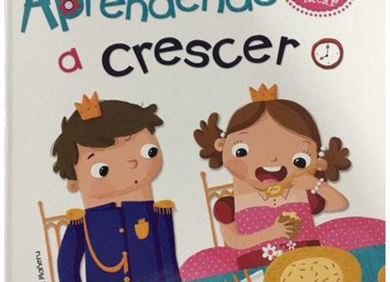 APRENDENDO A CRESCER - CONTOS PARA EDUCAR
