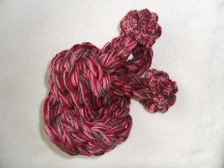 Sjaal trançado - Rosa