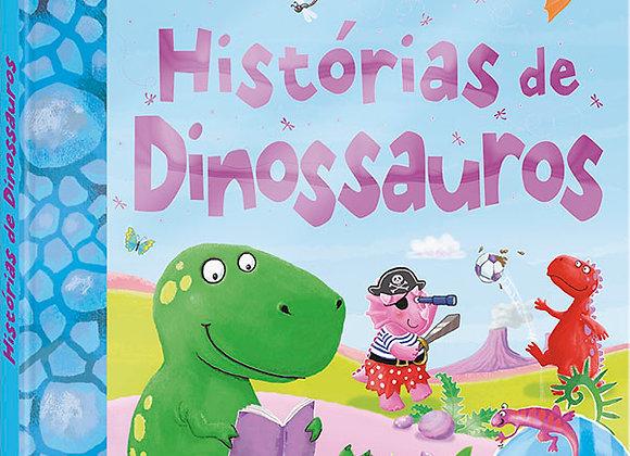 Histórias de Dinossauros - Contos de 5 minutos