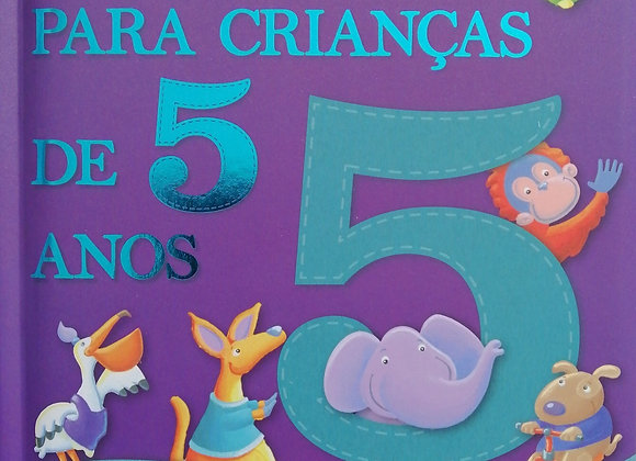 Historias para crianças de 5 ano