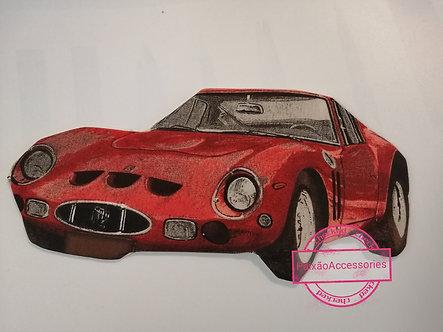 Carros - vermelho