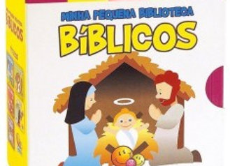 Minha Pequena Biblioteca - Bíblicos