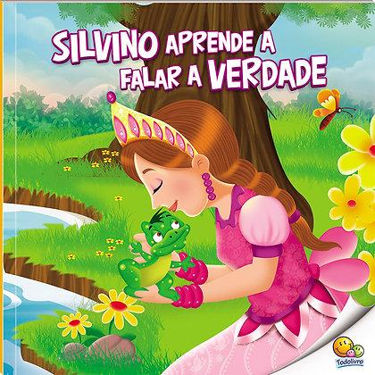 SILVINO aprende a FALAR A VERDADE - APRENDA BONS MODOS  (unidade)