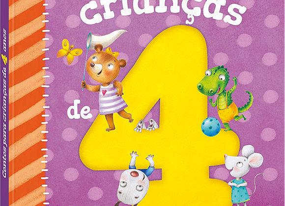Contos para Crianças de 4 anos