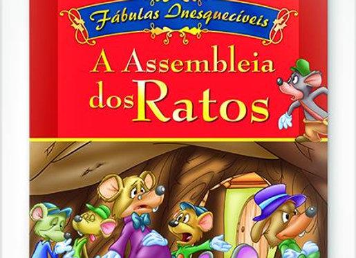 FÁBULAS INESQUECÍVEIS (- Kit c/10 Und)