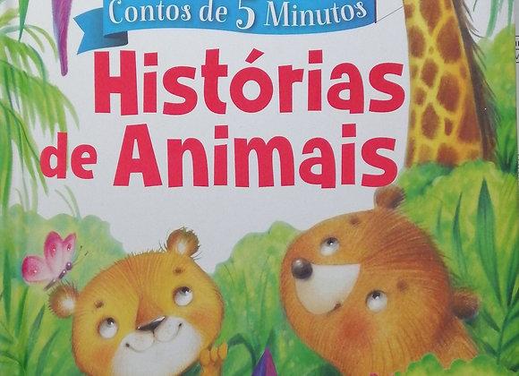 Histórias de Animais - Contos de 5 minutos