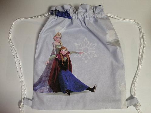 Mochila esportiva infantil - Frozen (Elza/)