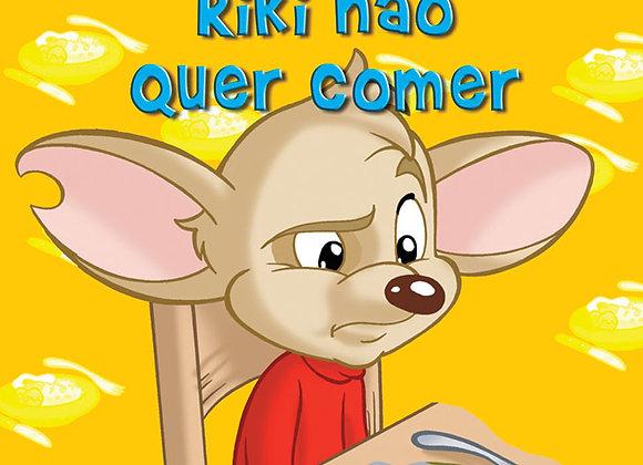 Riki nao quer comer - Colecão Comportamentos (6 unid)
