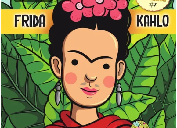 Frida Kahlo Para Meninas E Meninos - Vol 1