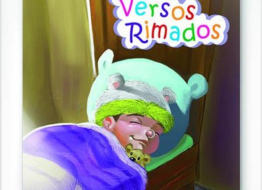 Versos Rimados - Kit c/10 Und