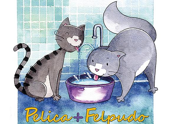 Pelica + Felpudo