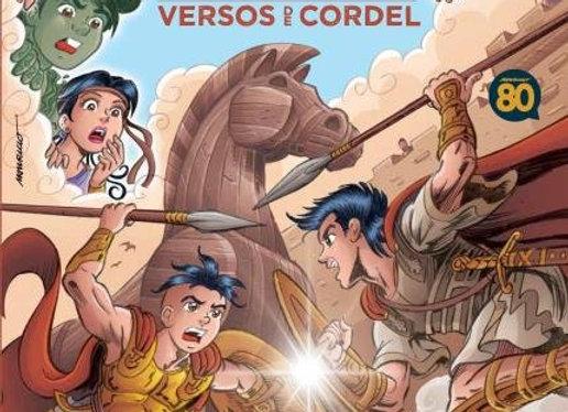 A Guerra de Troia Em Versos de Cordel - Turma da Mônica Jovem