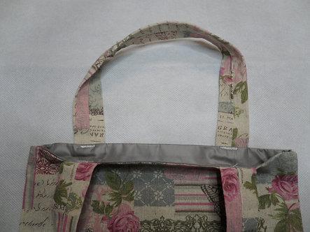 Bolsa sacola Rosas