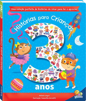 HISTORIAS para Crianças de 3 anos