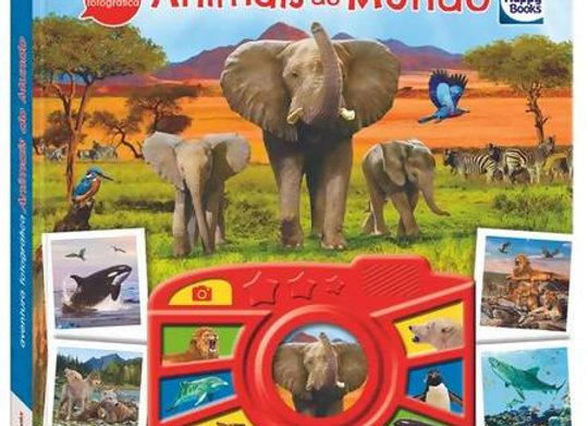 AVENTURA FOTOGRAFICA - ANIMAIS DO MUNDO