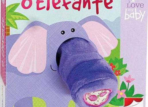 O Elefante -  Dedinhos Divertidos (unidade)