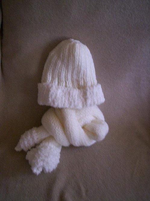 Kit sjaal en muts