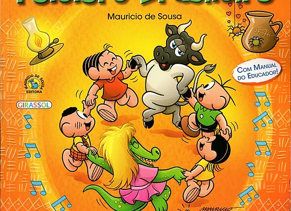 Folclore Brasileiros (Português) - Turma da Mônica