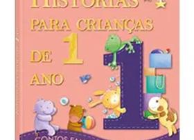 Historias para crianças de 1 ano